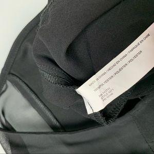 Eloquii Pants - Eloquii Wide Leg Jumpsuit Sheer Detail Ruffle 54